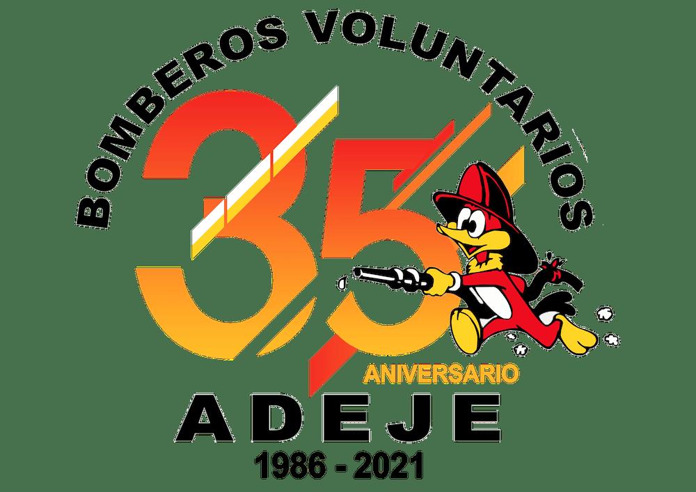 35 aniversario bomberos voluntarios de ADEJE
